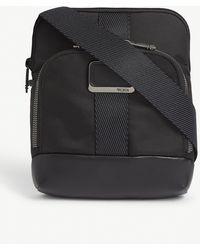 Tumi Barksdale Nylon Cross-body Bag - Black
