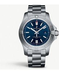 Breitling - A17388101c1a1 Chronomat Colt Steel Watch - Lyst