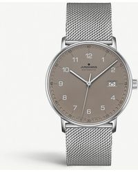 Junghans Form A Stainless Steel 027/4836.44 Watch - Metallic