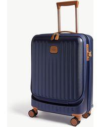 Bric's Capri Four-wheel Carry-on Suitcase 55cm - Blue
