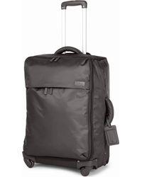 Lipault Original Plume Four-wheel Suitcase 65cm - Black