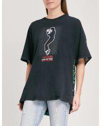RAGYARD - Vintage Michael Jackson Jersey T-shirt - Lyst