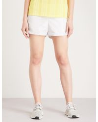 adidas Originals - Kendall Fashion League Woven Shorts - Lyst