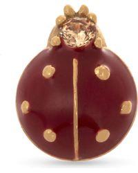 Marc Jacobs - Ladybug Single Stud Earring - Lyst