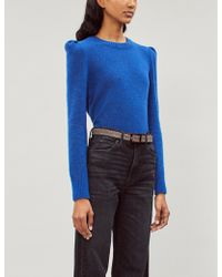 M.i.h Jeans - Tessa Wool-blend Jumper - Lyst