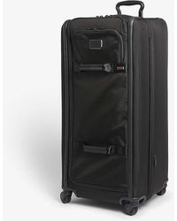 Tumi Tall 4 Wheeled Duffle Packing Case - Black