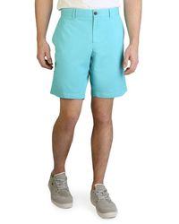 Tommy Hilfiger - Mint Green Shorts - Lyst