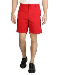 Tommy Hilfiger Red Shorts