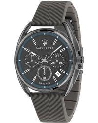 Maserati Grey Trimarano Quartz Watch