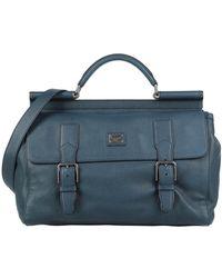 Dolce & Gabbana Weekend Travel Bag - Blue