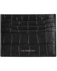 Senreve Carte Folio - Black