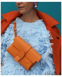 Senreve Aria Belt Bag - Orange
