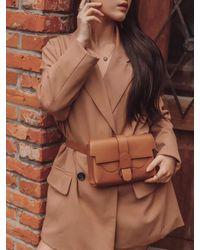 Senreve Aria Belt Bag - Brown
