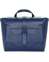 Senreve Handbag Revival: Maestra Bag - Blue