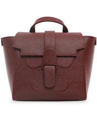 Senreve Handbag Revival: Mini Maestra - Purple