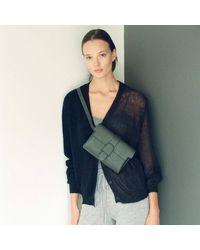 Senreve Aria Belt Bag - Green