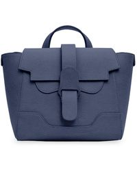 Senreve Handbag Revival: Mini Maestra - Blue