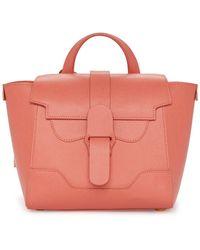 Senreve Handbag Revival: Mini Maestra - Pink