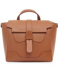 Senreve Handbag Revival: Midi Maestra - Brown