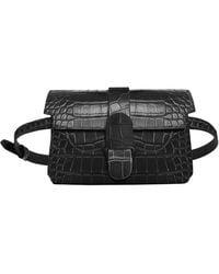 Senreve Aria Belt Bag - Black