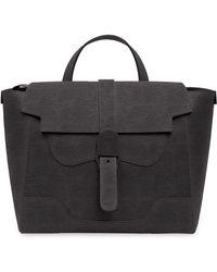 Senreve Handbag Revival: Maestra Bag - Black