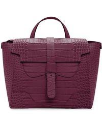 Senreve Maestra Bag - Purple