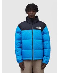 The North Face 1996 Retro Nuptse Jacket - Blue