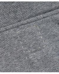 Visvim Jumbo Numbering Hoody - Grey