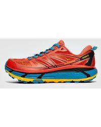 Hoka One One Mafate Speed 2 Sneaker - Red