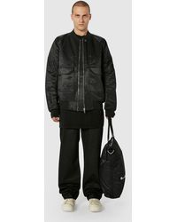 Rick Owens - Drksdhw Cop Flight Tech Jacket - Lyst