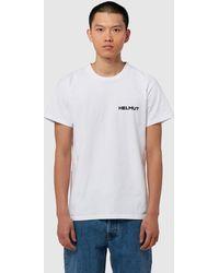 Helmut Lang In Lang We Trust T-shirt - White