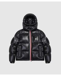 Moncler Maya Quilted Jacket - Black