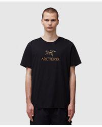Arc'teryx Arcword T-shirt - Black