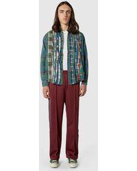 Needles - Ribbon Flannel Shirt - Lyst