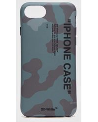 Off-White c/o Virgil Abloh - Quote Iphone 8 Cover - Lyst