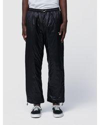 ac01632dcc Padded Nylon Track Pant - Black