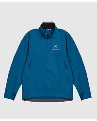 Arc'teryx Gamma Lt Jacket - Blue
