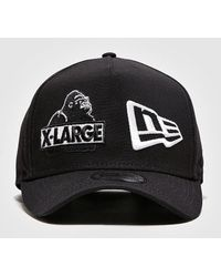 X-Large - New Era Logo Snapback Cap - Lyst