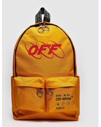 Off-White c/o Virgil Abloh Industrial Y013 Backpack - Yellow