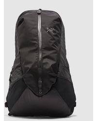 Arc'teryx Arro 22 Backpack - Black