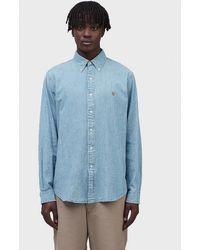 Polo Ralph Lauren Chambray Shirt - Blue