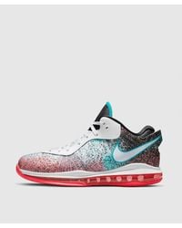 Nike Lebron 8 V2 Low Trainer - Multicolour