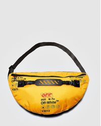 Off-White c/o Virgil Abloh Industrial Medium Bumbag - Yellow