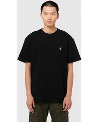Carhartt WIP Chase T-shirt - Black