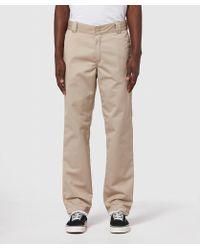 Carhartt WIP Master Pant - Natural