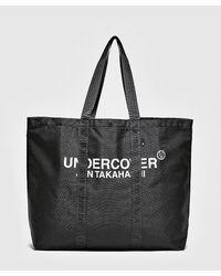 Undercover Shopper Bag - Black