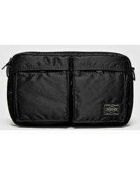 Porter Tanker Shoulder Bag - Black