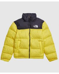 The North Face 1996 Retro Nuptse Jacket - Yellow