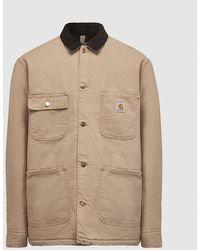 Carhartt WIP Og Chore Coat - Brown