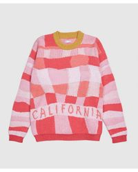 ERL California Knit - Pink
